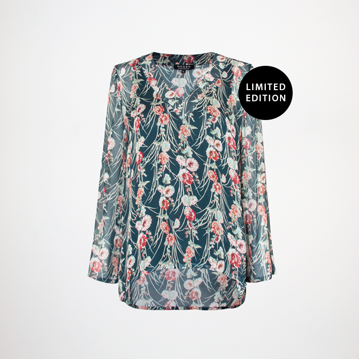 VICKY BLOUSE (Limited Edition)