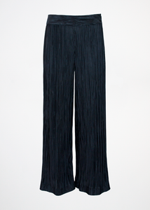 Wendy trousers Pleated Black