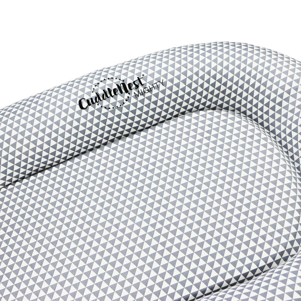CuddleNest® Mighty: Cover Only (Lullaby Gray)