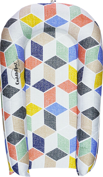 CuddleNest® Mighty: Cover Only (Fiesta) - The LoLueMade Company®