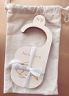 The Original Wood Baby Closet Dividers