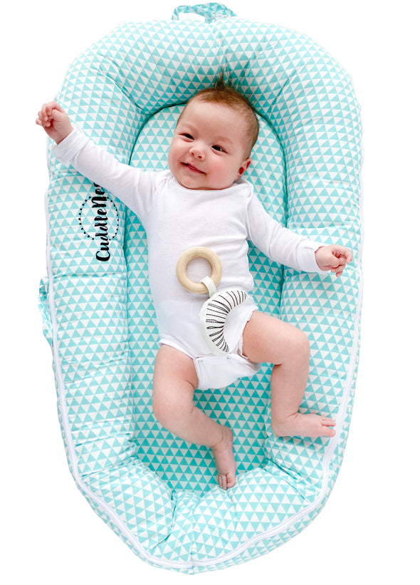 CuddleNest® Mini (Fairy Tale Blue)