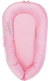 CuddleNest® Mini: Cover Only (Pink Lemonade) - The LoLueMade Company®