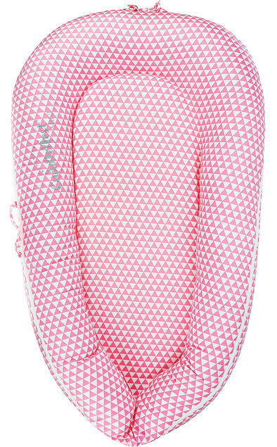 CuddleNest® Mini: Cover Only (Pink Lemonade)