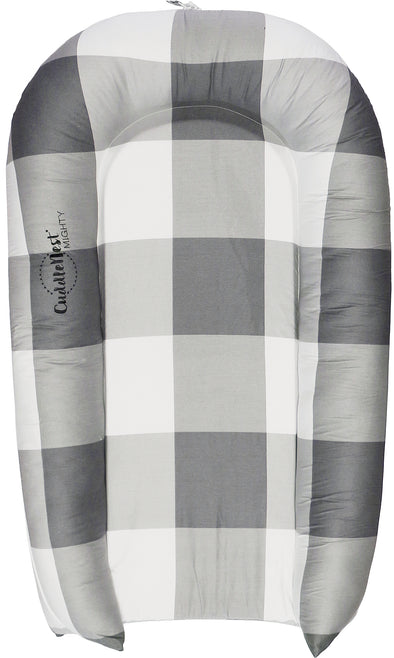 CuddleNest® Mighty: Toddler Lounger and Resting Station - for 9-36 Months (Harbor Mist)