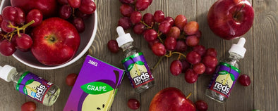Reds Apple Ejuice - Grape 60ML - Mystical Vapes