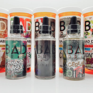 Bad Drip Labs - 60ml - Mystical Vapes