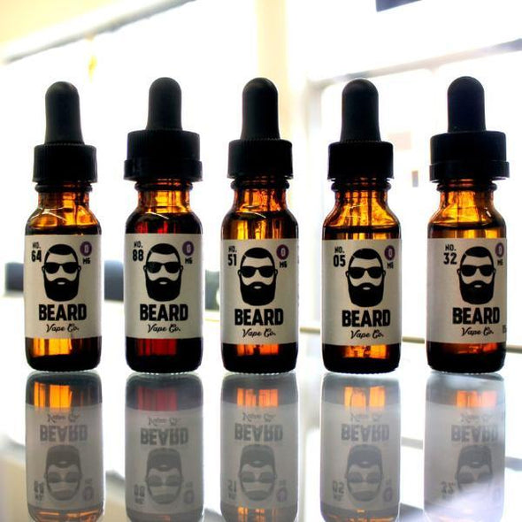 Beard Vape Co 15ml - Mystical Vapes