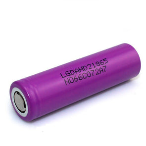 LG 18650 HD2 2000mAh 25A Battery - Mystical Vapes