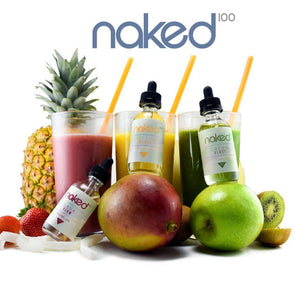 Naked 100 Eliquid Original Fruit Flavors 60ML