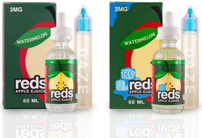 Reds Apple Ejuice - Watermelon 60ML - Mystical Vapes
