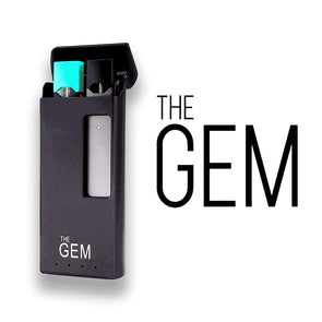 The GEM Charger - Portable JUUL Battery Case - Mystical Vapes