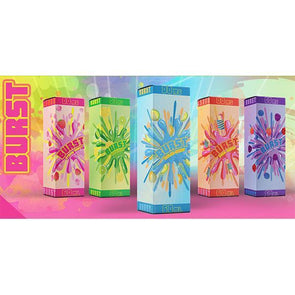 Burst Eliquid 5 Flavor Candy Line 60ml - Mystical Vapes