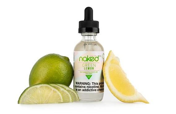 Naked 100 Fusion Eliquid 60ML