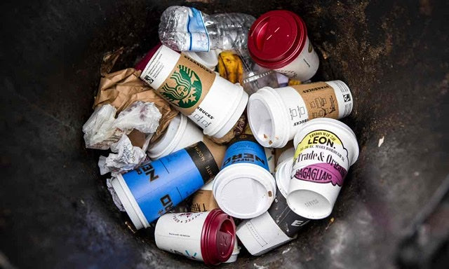 How Much Does Your Cup Cost?: A Look at the Impact of Throwing Away Your Single-Use Coffee Cups