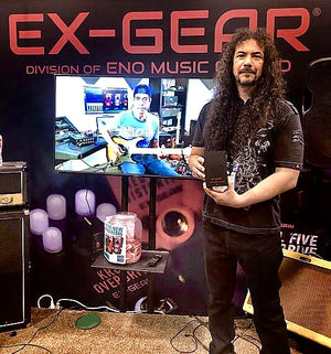 Congrats to our pedal giveaway winner