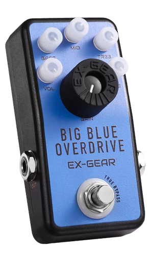 Big Blue Overdrive