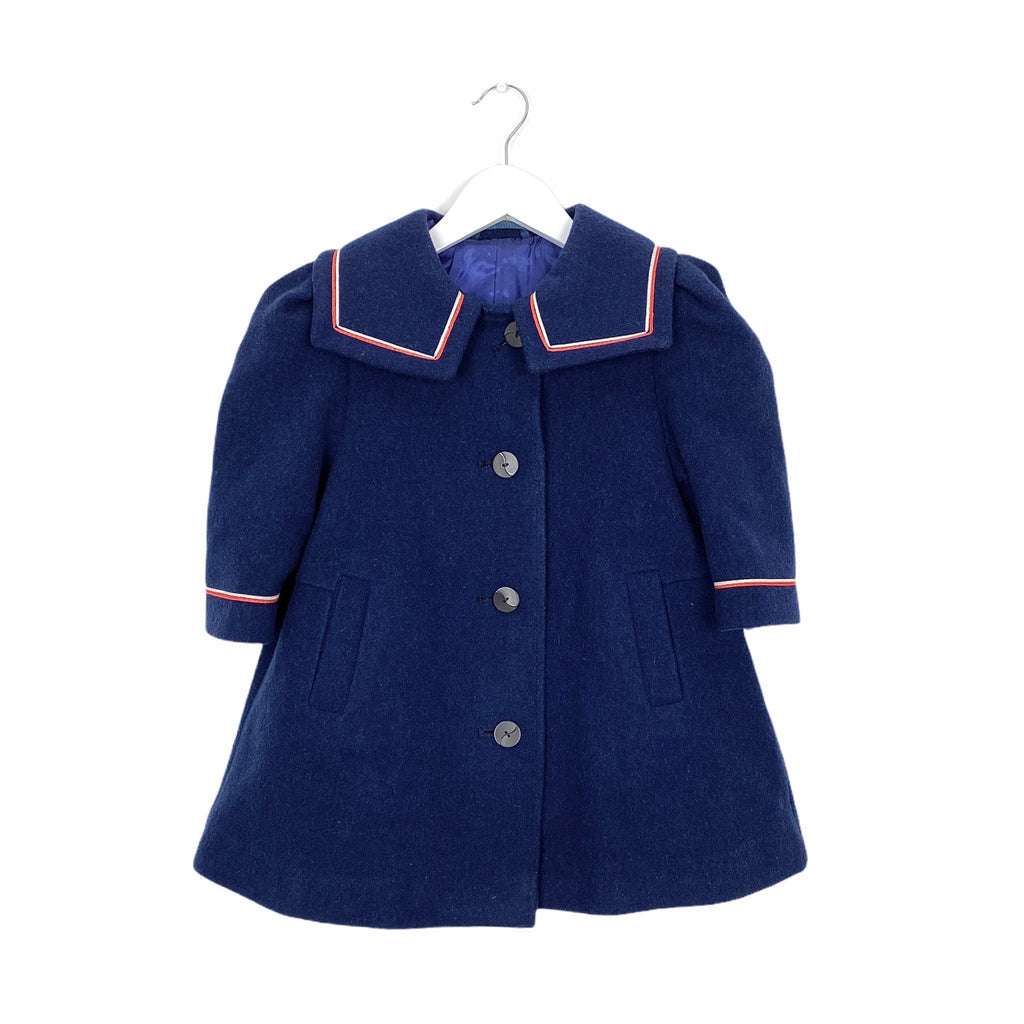 Beautiful Vintage Sailor Coat
