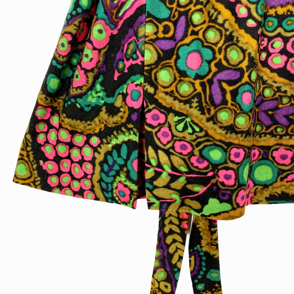 Psychedelic Seventies Tunic Top