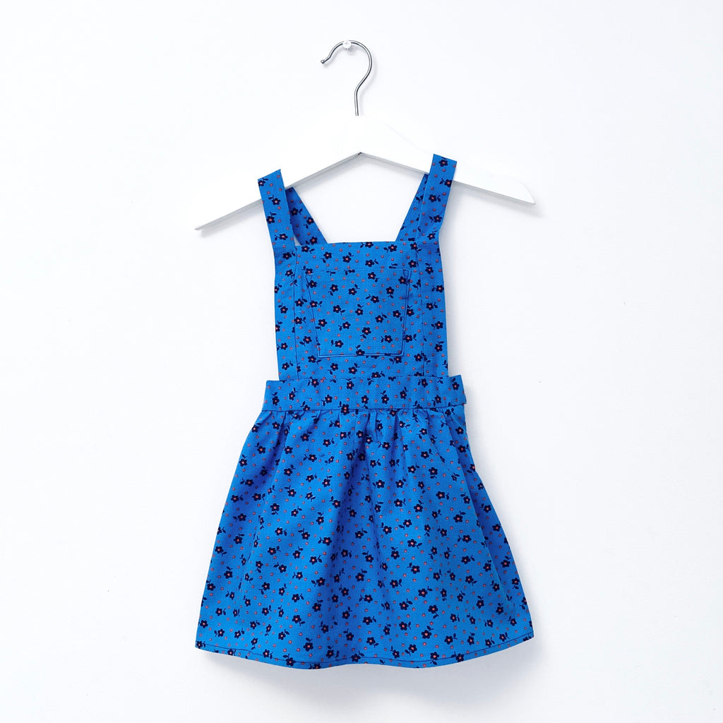 Super Sweet Vintage Pinny Dress
