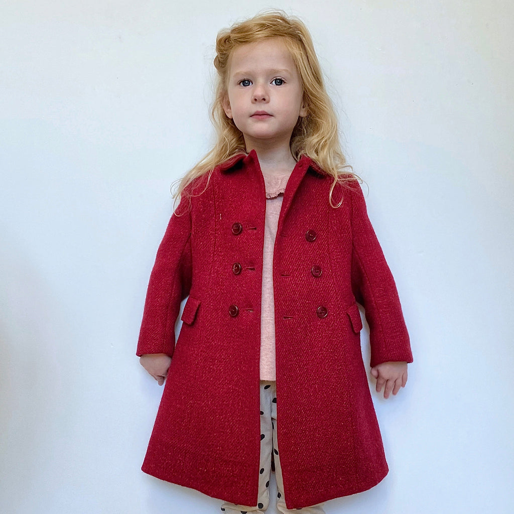 Little Tailored Vintage Coat
