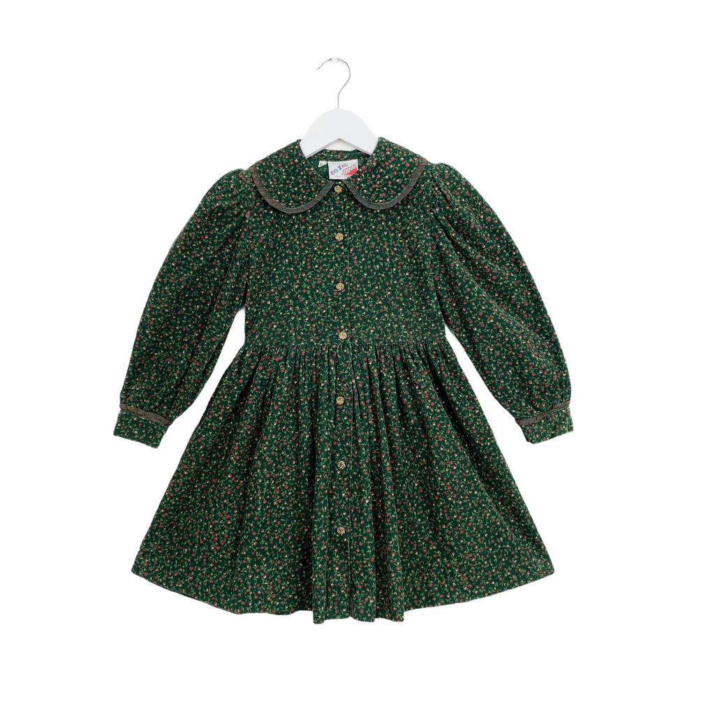 Softest Vintage Needlecord Dress