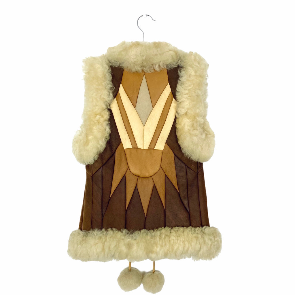 Wondrous Shearling Gilet