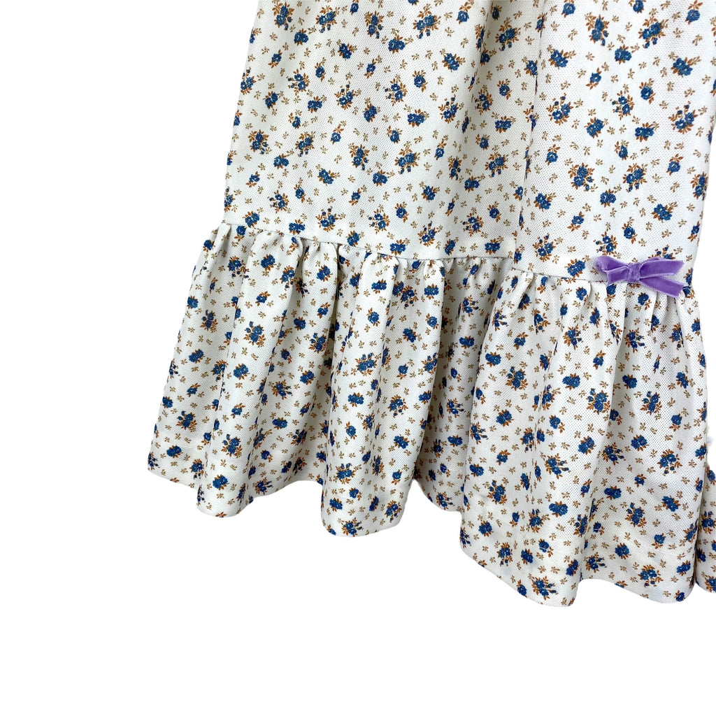 Vintage Girls Prairie Dress
