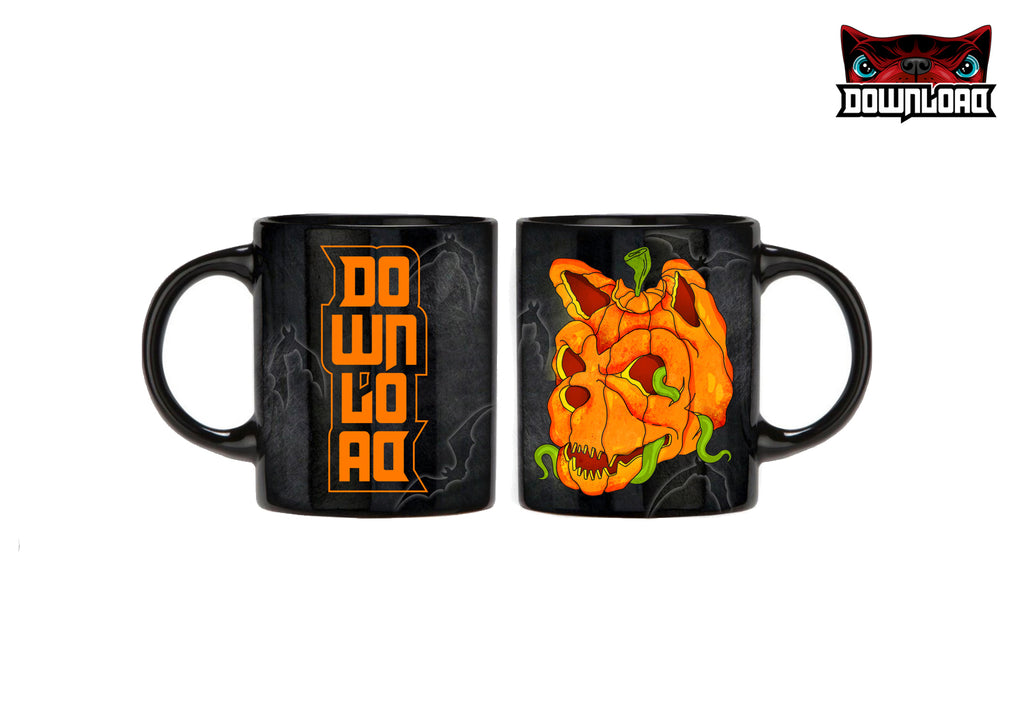 Download Halloween Pumpkin Mug