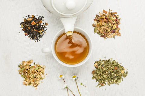 deliteacious Tea Blends - Healthy and Delicious