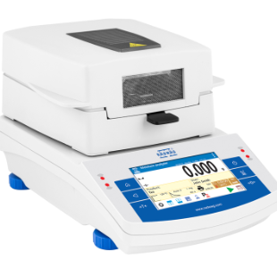 Radwag Moisture Analyzer- Touch Screen