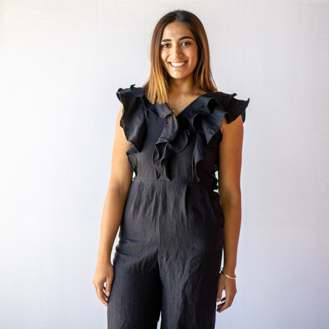 Sophie Jumpsuit from online womens clothing label Bliss + Chaos