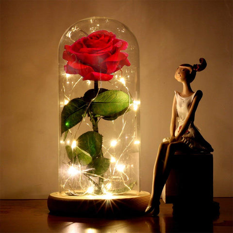 The Original Beauty And The Beast Rose