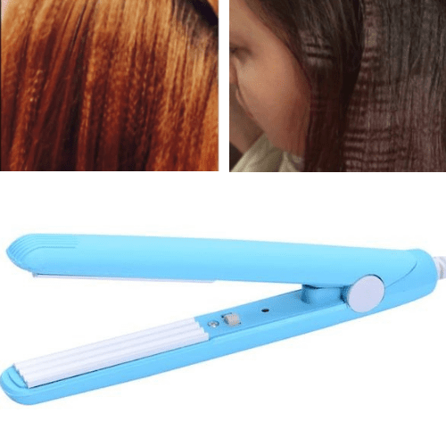 #1 Portable Hair Crimper for Touch-ups, Texture, Volume