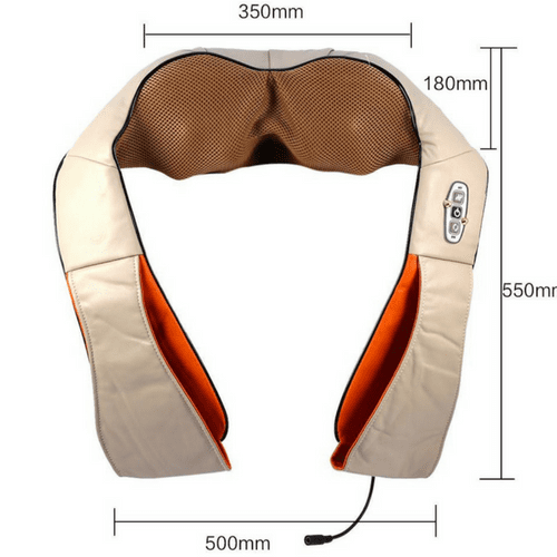 The Best Neck and Shoulder Massager Vest - Special