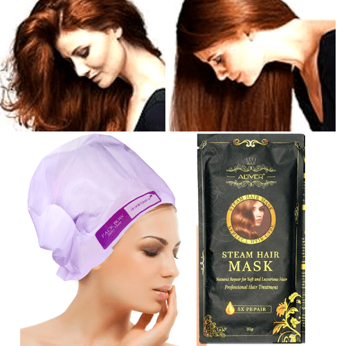 Automatic Hair Steamer Mask