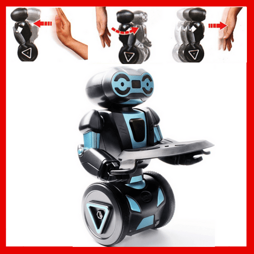 Intelligent Humanoid Self-Balancing Robot - Remote Control - For Age 3 and up