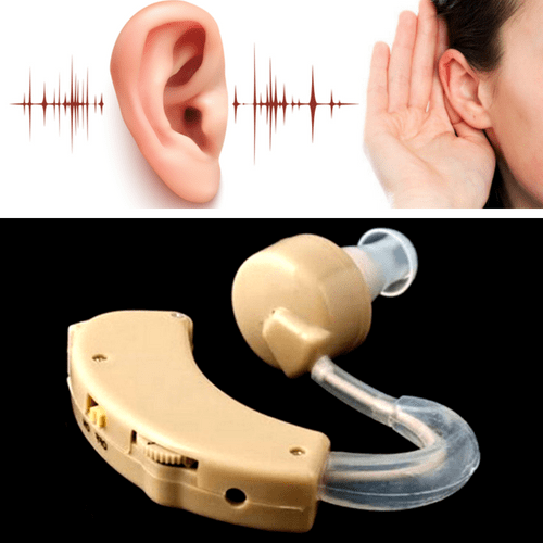 #1 Hearing Aid - Sound Amplifier