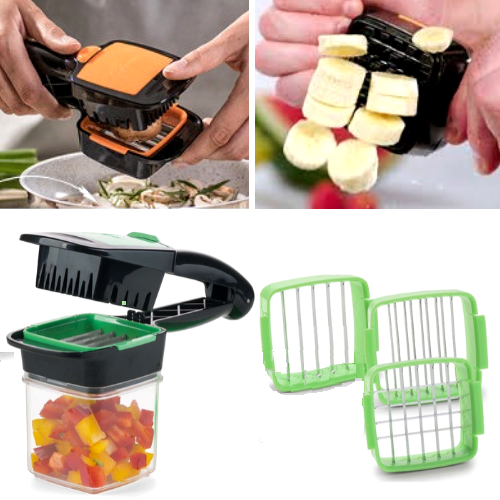The Best Vegetable Dicer Chopper - Special