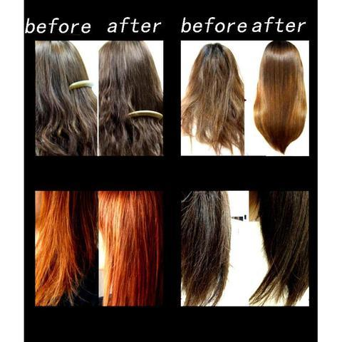 #1 Premium Keratin Repair Hair Treatment - 2 Pieces Kit