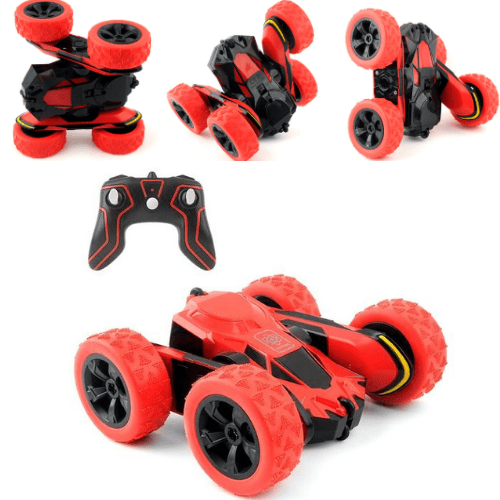Flip Remote Control Car - Double Sided Remote Control Car