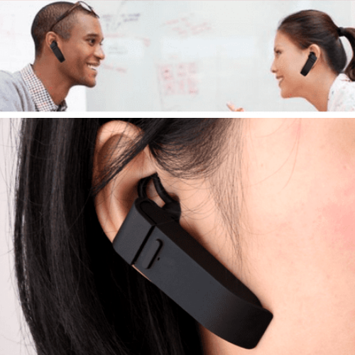 Original Instant Voice Translator Headset - 22+ Languages