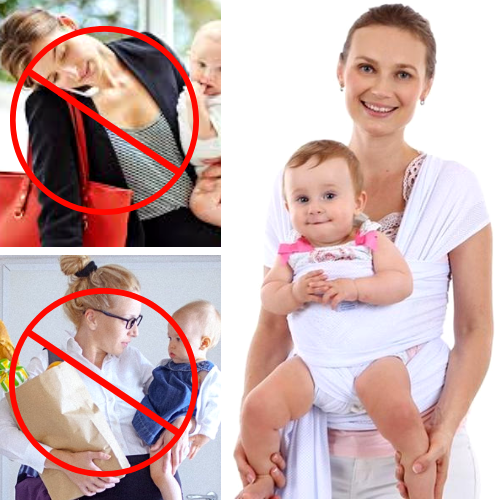 The Best Baby Wrap Carrier - Baby Carrier Sling