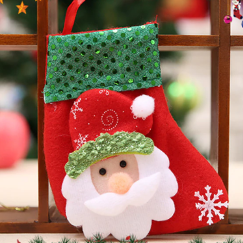 Christmas Stocking Set - 4pcs - Special