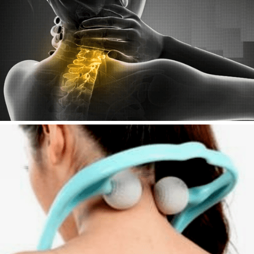 The Best Self Massage Tool - Pressure Point Pain Reliever