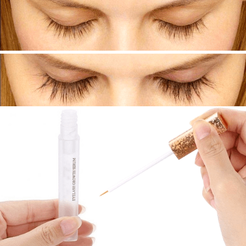 #1 Eyelash Growth Solution