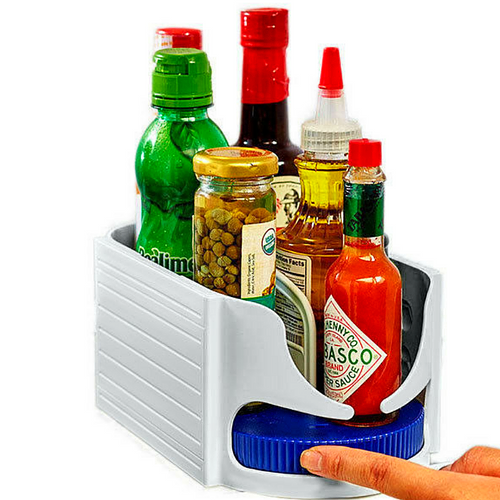 Rotating Spice Rack
