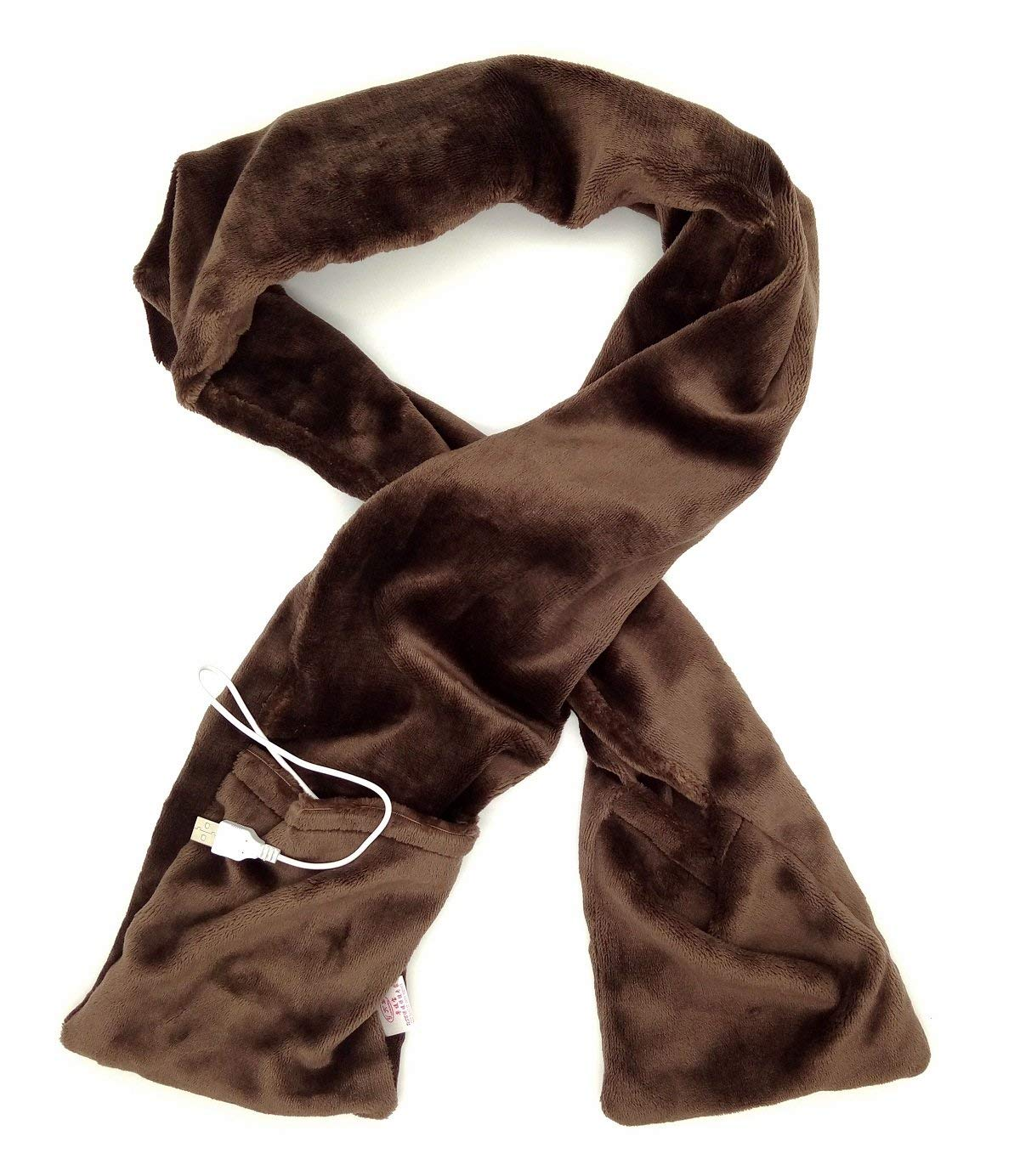 The Best Heating Scarf - USB Heated Scarf