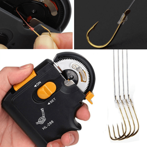 #1 Portable Electric Automatic Fishing Hook