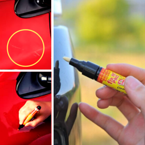 Original Car Scratch Remover Pen